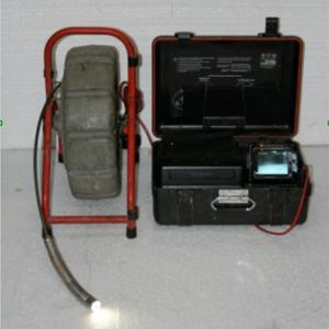 Caméra pour inspection égouts