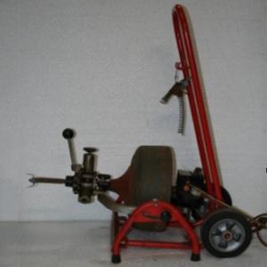 Machine de débouchage mécanique DMO